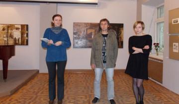 Елена Ге, Иван Русачек, Ольга Анисько