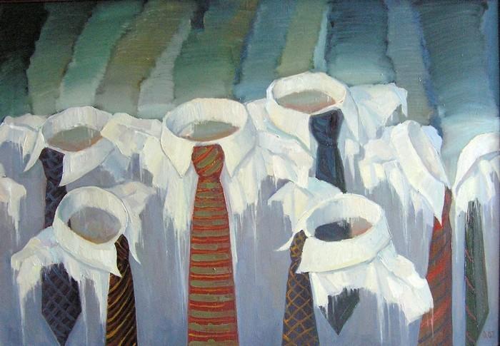 М. Ляўковіч. Сімпозіум. 2007 г.