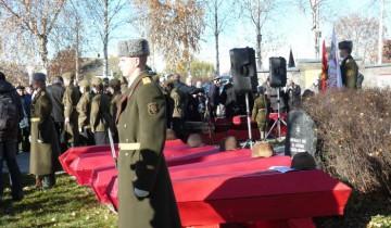 копти 30.10.2015 почести павшим