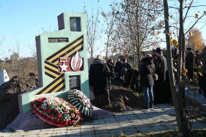копти 2015 памятник Герою СССР Галецкому Петру