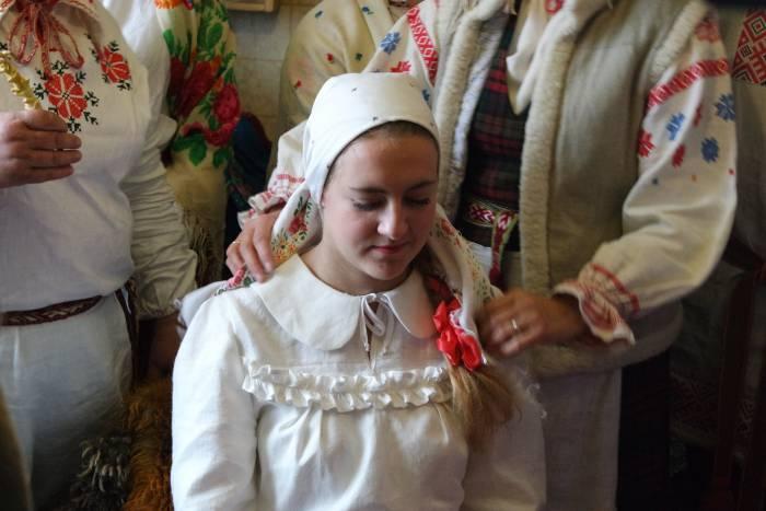 Платок - символ замужества