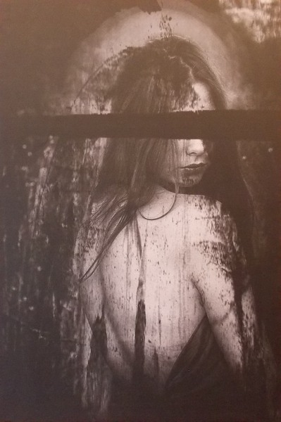 В. Коголь. Прощальный взгляд ангела-хранителя к телу, обречённому на суицидальную смерть