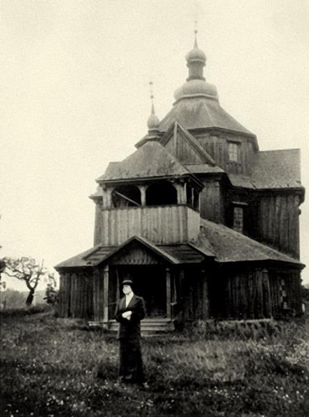 Витебск. Троицкая церковь (Чёрная Троица). Начало ХХ века