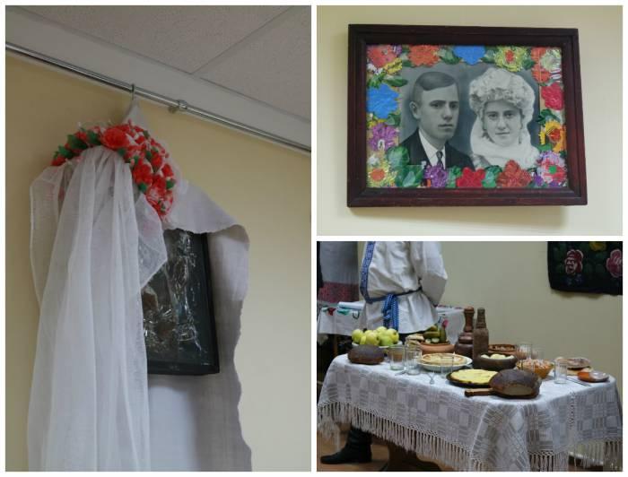Элементы аутентичной свадьбы в Дубровно