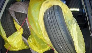 резина должна помещаться в багажник - обложка