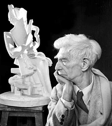 скульптор