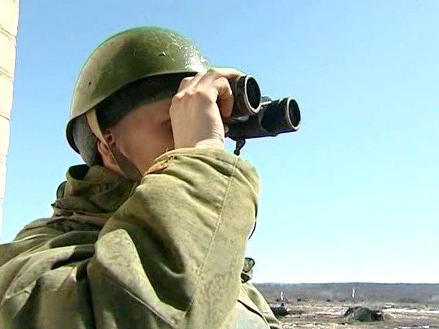 Граница должна быть на замке! Фото topwar.ru