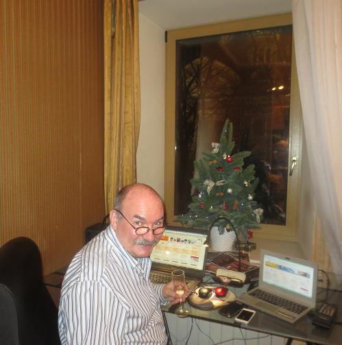 """Фото из ЖЖ Дмитрия - """"Работа продолжается. Скоро будут сюрпризы!"""" Источник: http://verner.livejournal.com"""