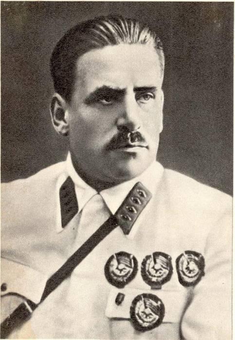 Командарм Блюхер. Источник:topwar.ru