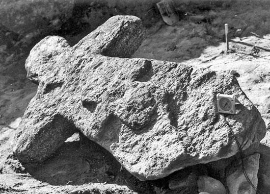 Идол Мары сверху. Источник:ufo-com.net