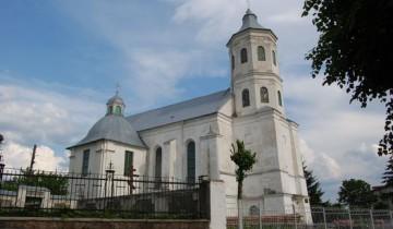 Свято-Троицкий собор в Слониме. Фото velikolepnyj.ru