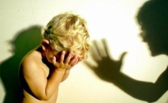 Ругаются взрослые - страдают дети! Фото deita.ru