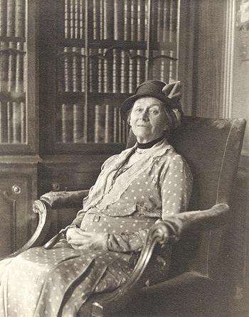 Алиса Харгривз в 1932 году