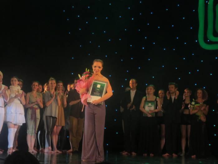 Театр танца «Альтана» - лауреат третьей премии IFMC-2015
