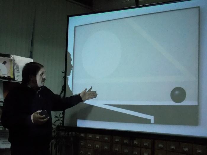 Современное выражение метафизических идей в искусстве Александра Малея