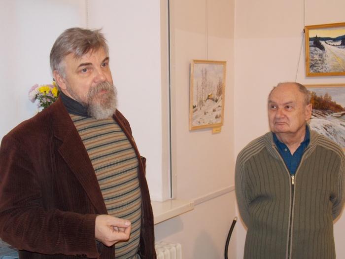 Михаил Цыбульский и Феликс Кузнецов