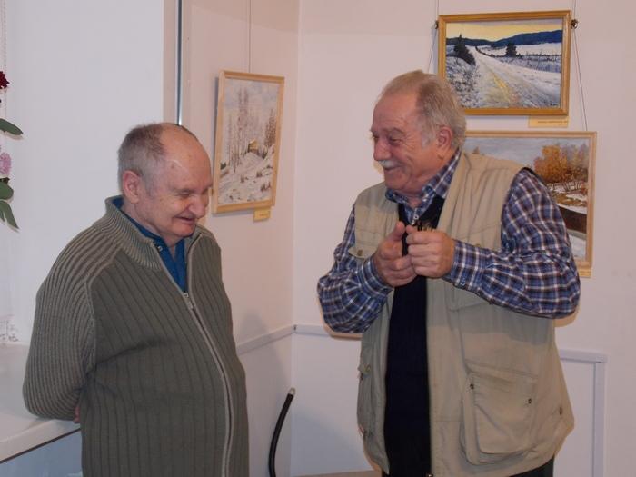 Феликс Кузнецов и Феликс Гумен