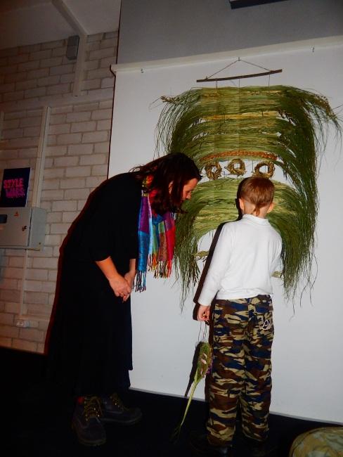 Искусство флористики заинтересовало и детей, и взрослых
