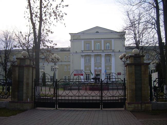 Больница скорой медицинской помощи. Фото Евгения Москвина