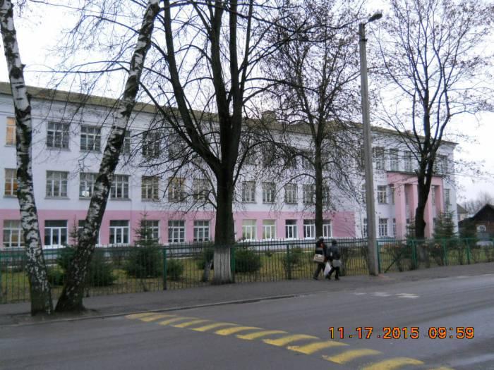 18 СШ по улице Ломоносова в Витебске