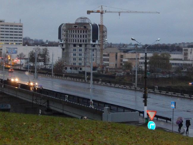Мосты в темное время суток таят опасность