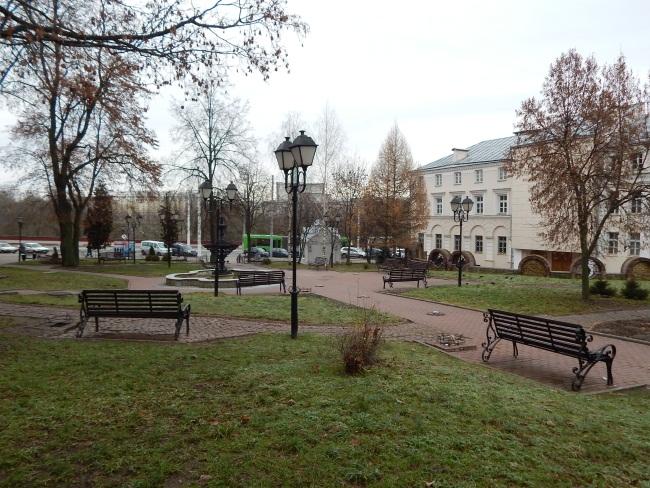 Бывшая Биржевая площадь