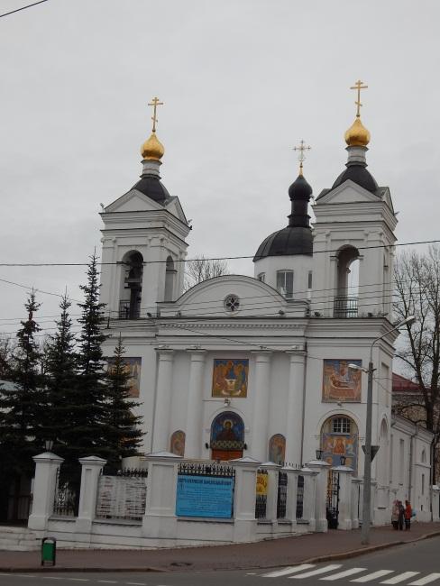 Покровский собор в Витебске