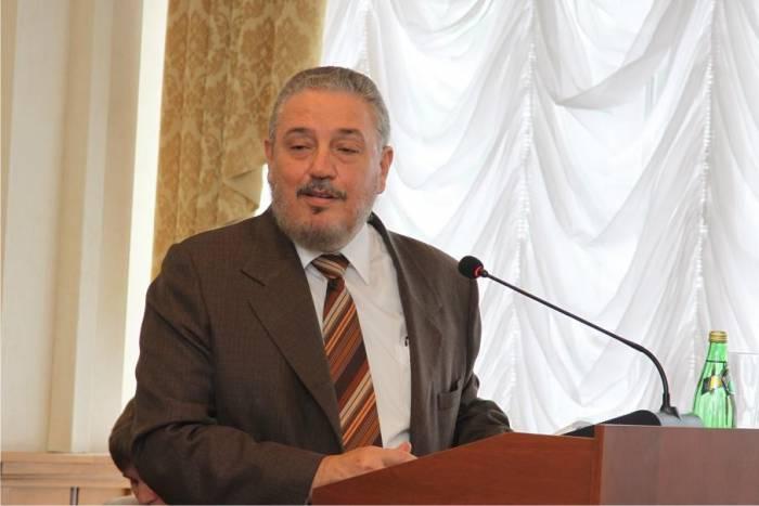 Фидель Кастро-младший