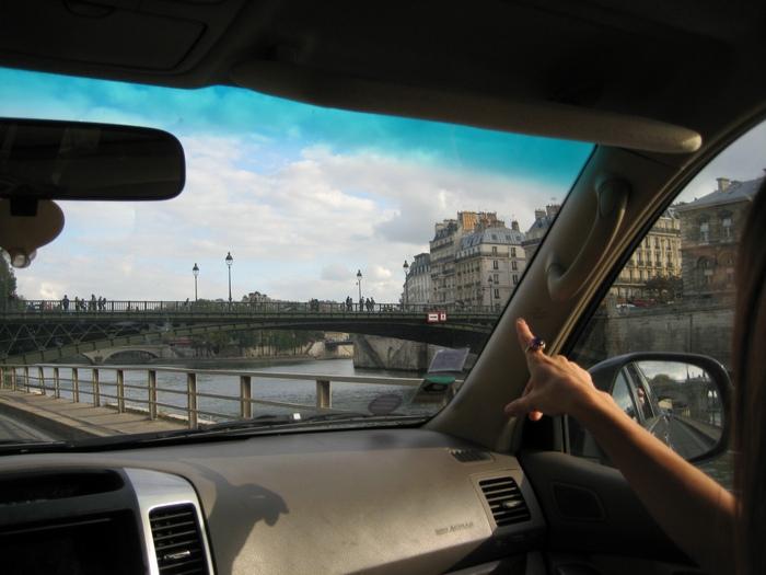 Париж. Экскурсия