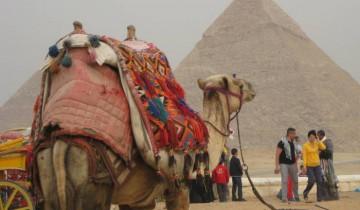 В прошлом году Египет занял третье место среди предпочтений белорусских туристов