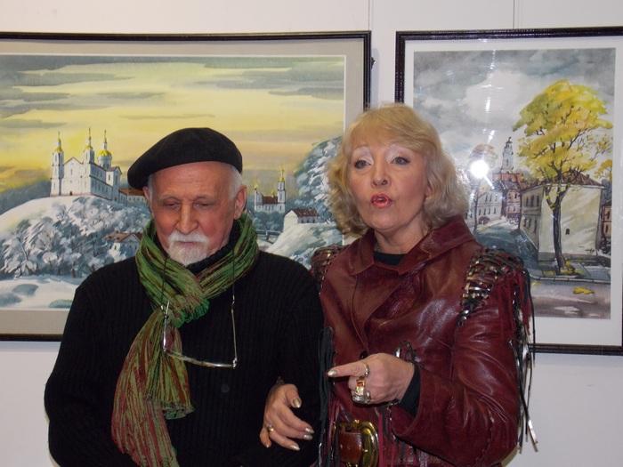Игорь Шкуратов и Татьяна Руденко