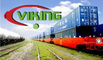 Поезд Викинг - обложка