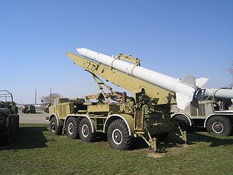 Тактический ракетный комплекс Луна-М. Источник: