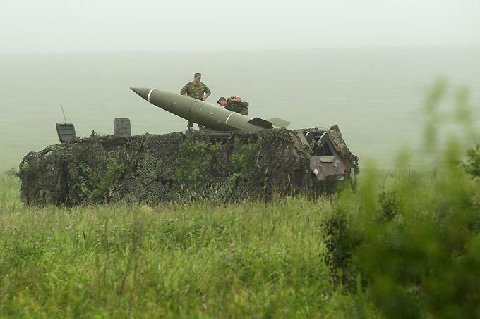 Ракетный комплекс Точка-У. Источник:pravda.ru