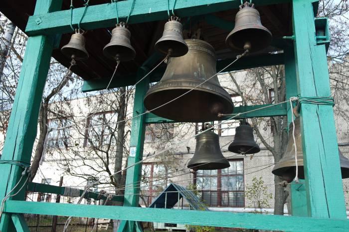 Звон монастырских колоколов