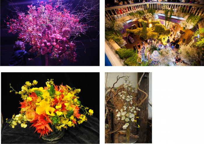 Цветы студии Бэллы Мейер - фото 8-11