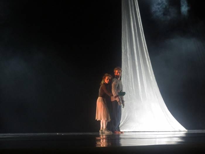 Театр-студия современной хореографии (Витебск). Постановка «Времена года»