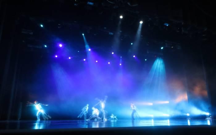 Театр танца «Альтана» (Минск). Постановка «Гравитация»