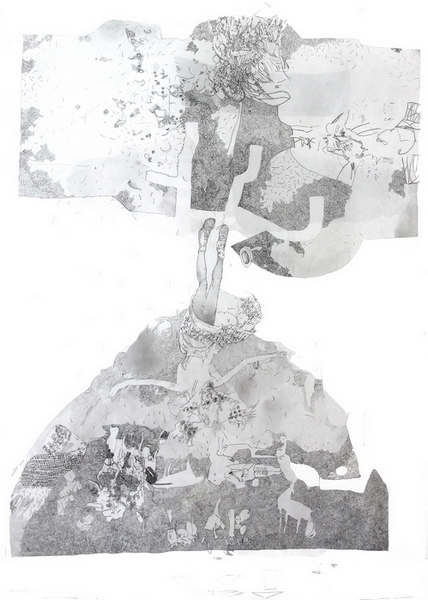 Вниз по кроличьей норе (фрагмент)