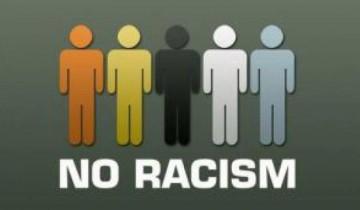 Я  фото расизм