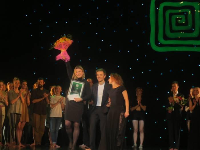 Театр-студия современной хореографии - лауреат второй премии IFMC-2015