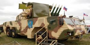 Зенитный ракетный комплекс ТОР-2.источник:belarmy.by