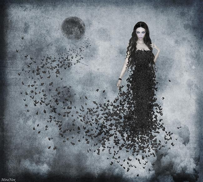 Мира Нокс. Дочь Луны