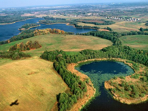 Уникальные озера республики . Фото http://www.tio.by