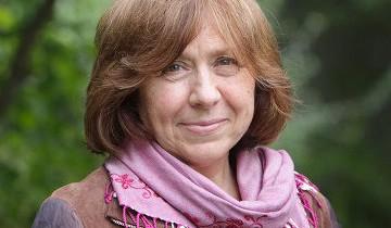 Светлана Алексиевич. Источник:charter97.org