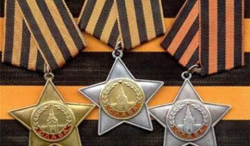 ордена Славы   Источник:rupor.sampo.ru
