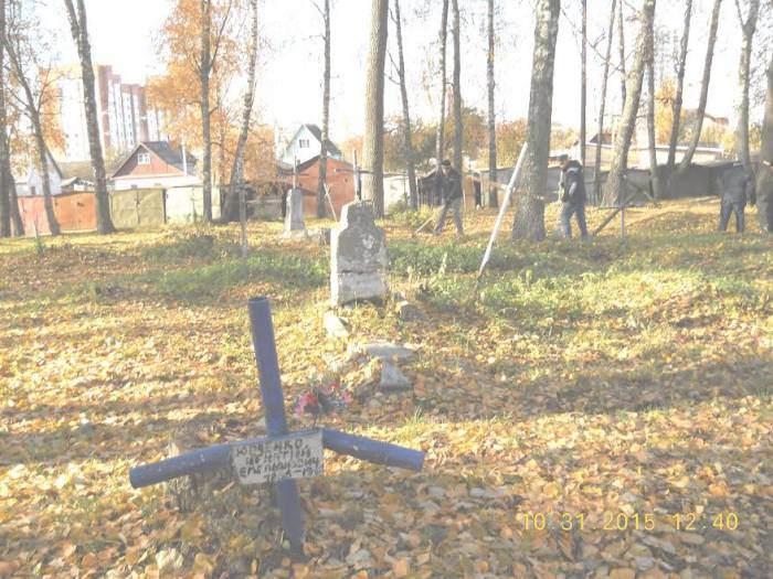Деды кладбище