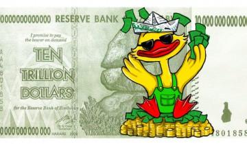 10 триллионов долларов - обложка