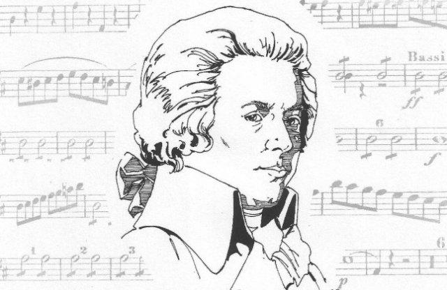 Моцарт.Источник:tamperclub.ru