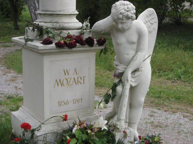Памятник Моцарту.Источник:tamperclub.ru